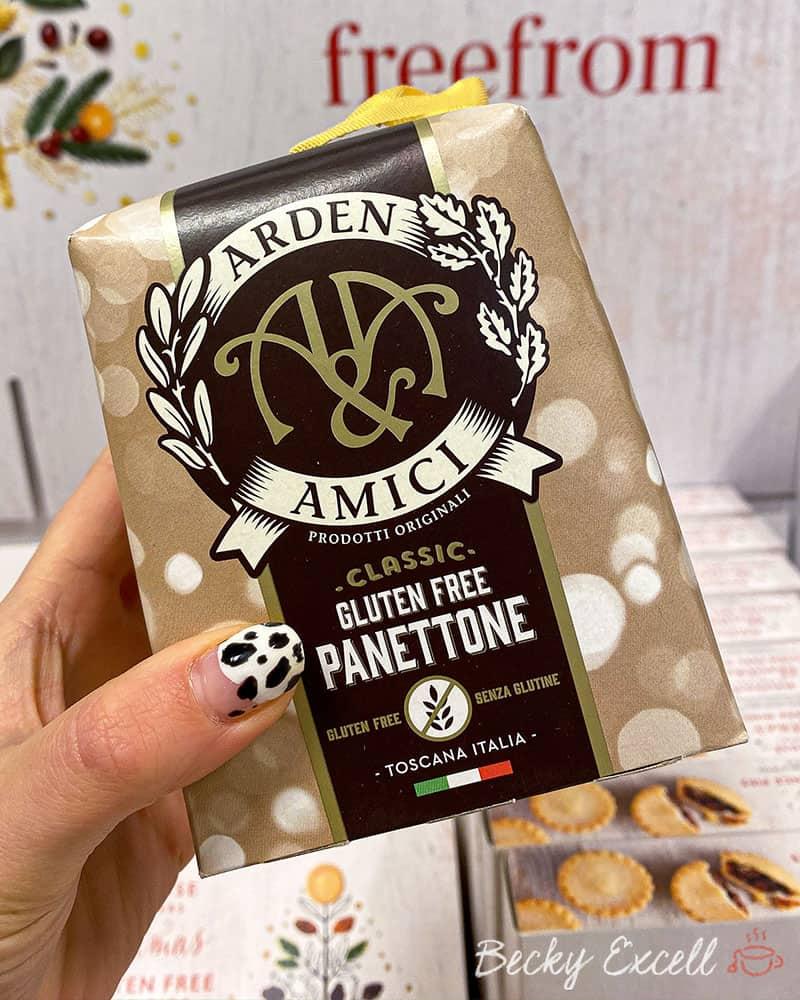 Arden Amici Gluten free Panettone Waitrose