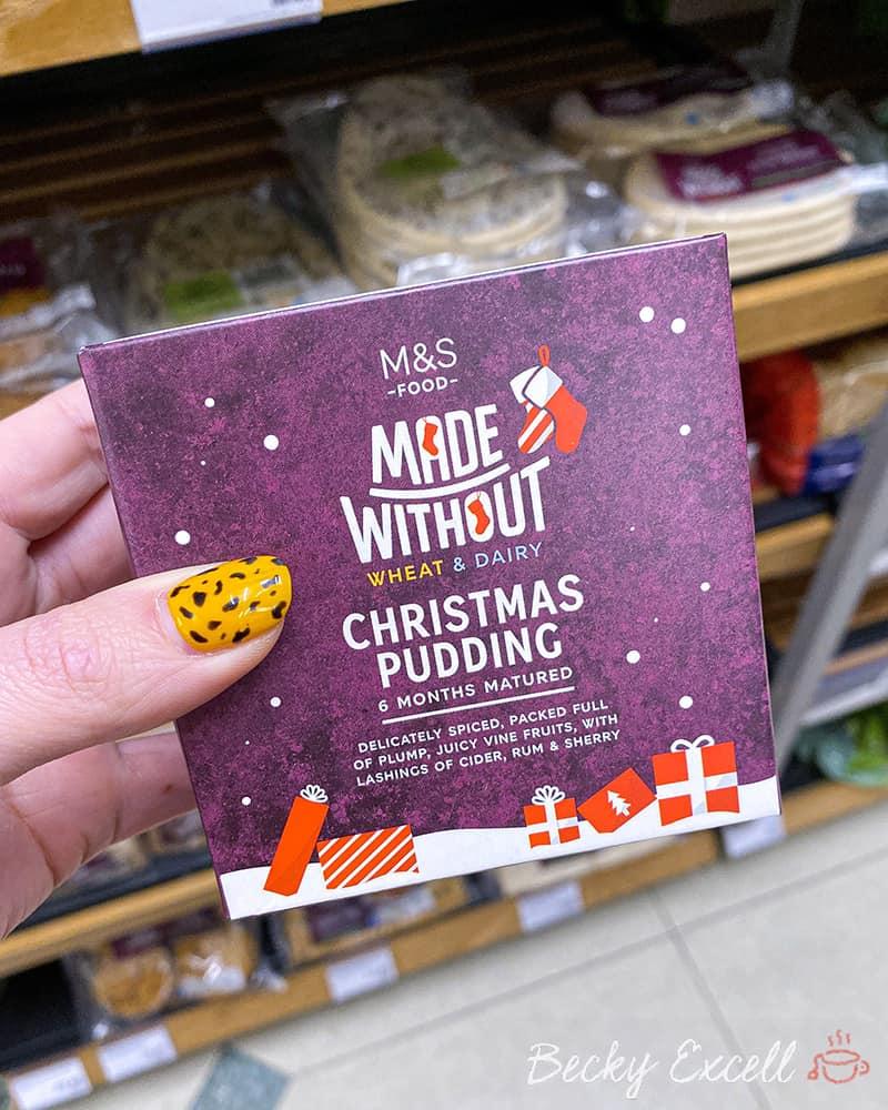 Mini Christmas pudding