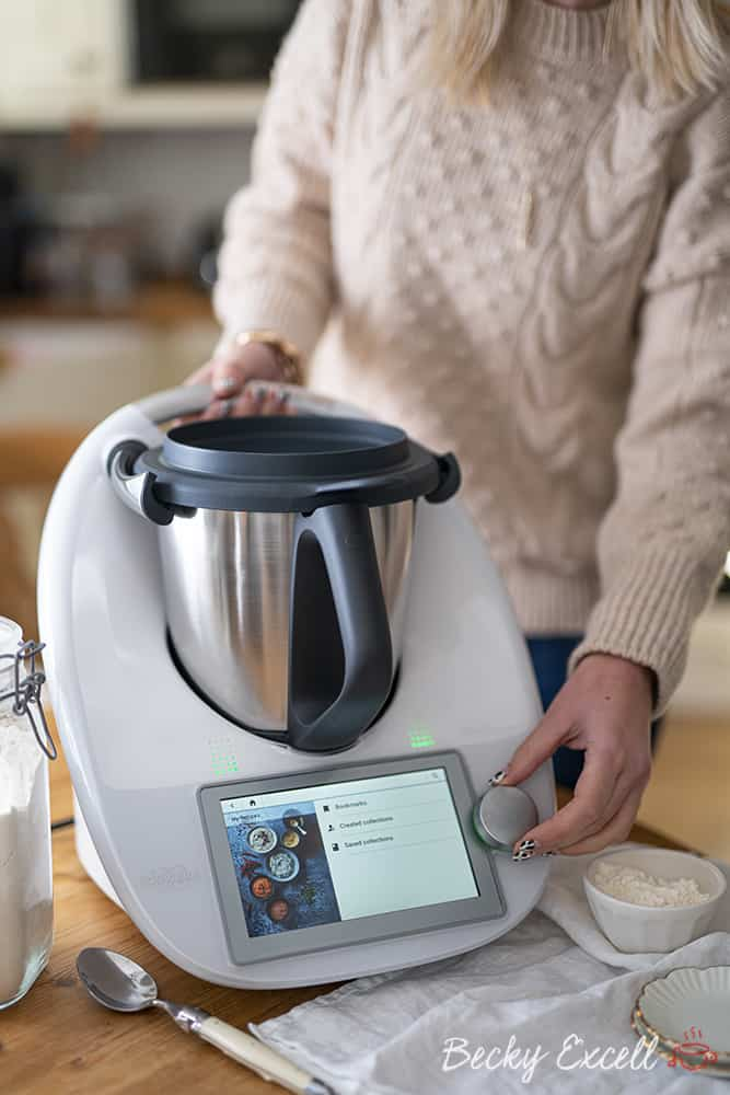 Getting to grips with the Thermomix TM6