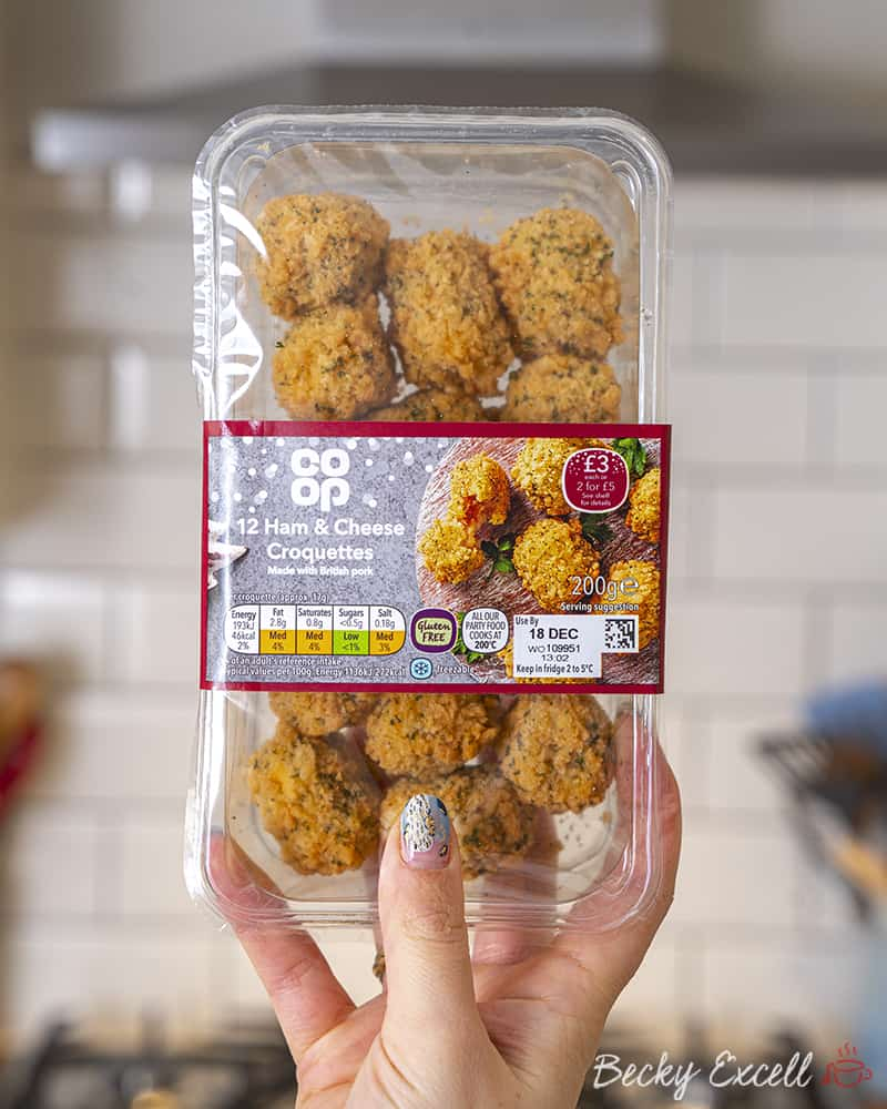 22 NEW products in the Co-op gluten free Christmas range 2019