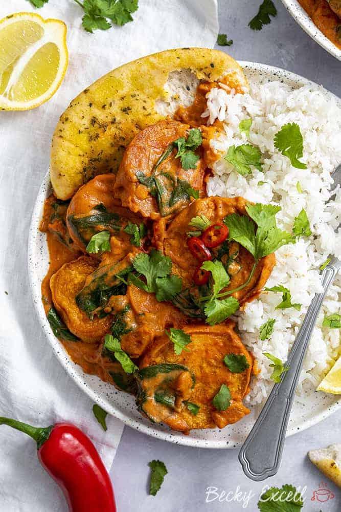 Tikka Masala Curry Paste Recipe (low FODMAP, vegan)