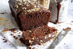 One-bowl Gluten Free Chocolate Loaf Cake Recipe