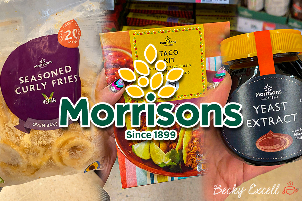 50 'Accidentally' Gluten-free Products in Morrisons 2020