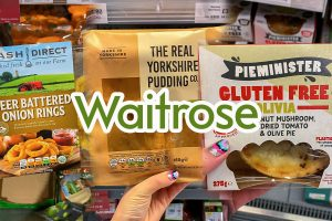 50 'Accidentally' Gluten-free Products in Waitrose 2020