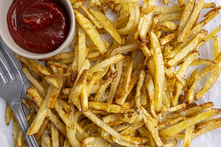 BEST Air Fryer French Fries Recipe