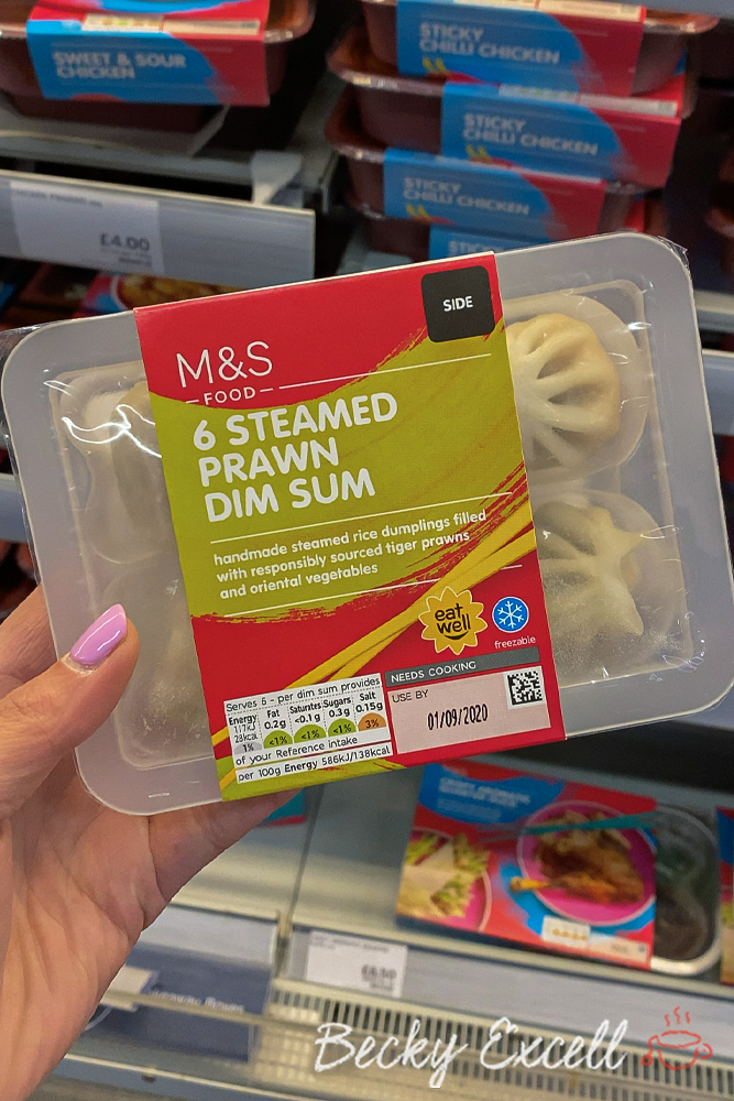 20 'Accidentally' Gluten-free Products in Marks and Spencer 2020