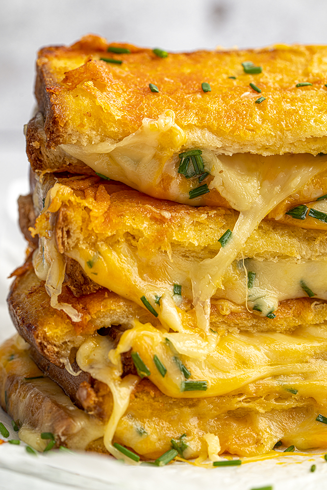 Gluten-free Cheese Toastie Recipe - BEST EVER!