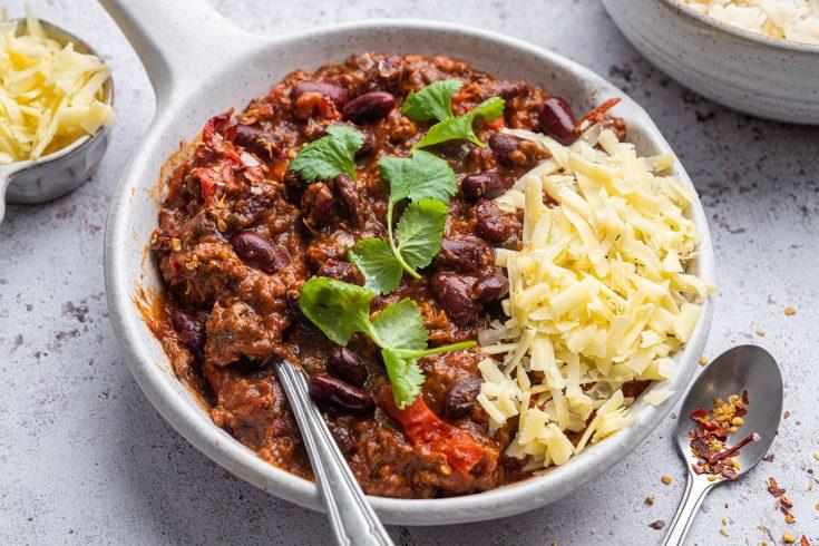 Gluten-free Chilli Con Carne Recipe - BEST EVER!