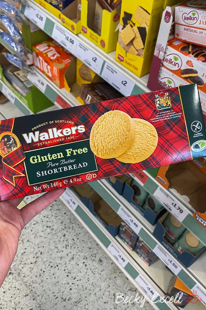 Sainsbury's Gluten-free Christmas Range 2020