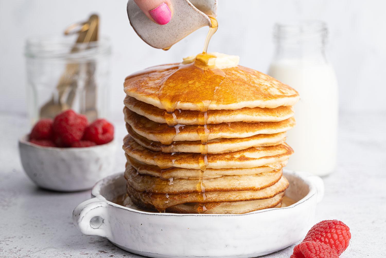 Gluten Free American Pancakes Recipe Best Ever