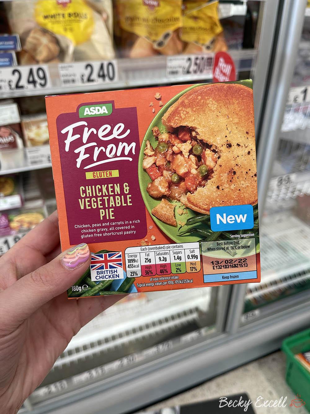 15 NEW products in Asda's gluten-free range 2021