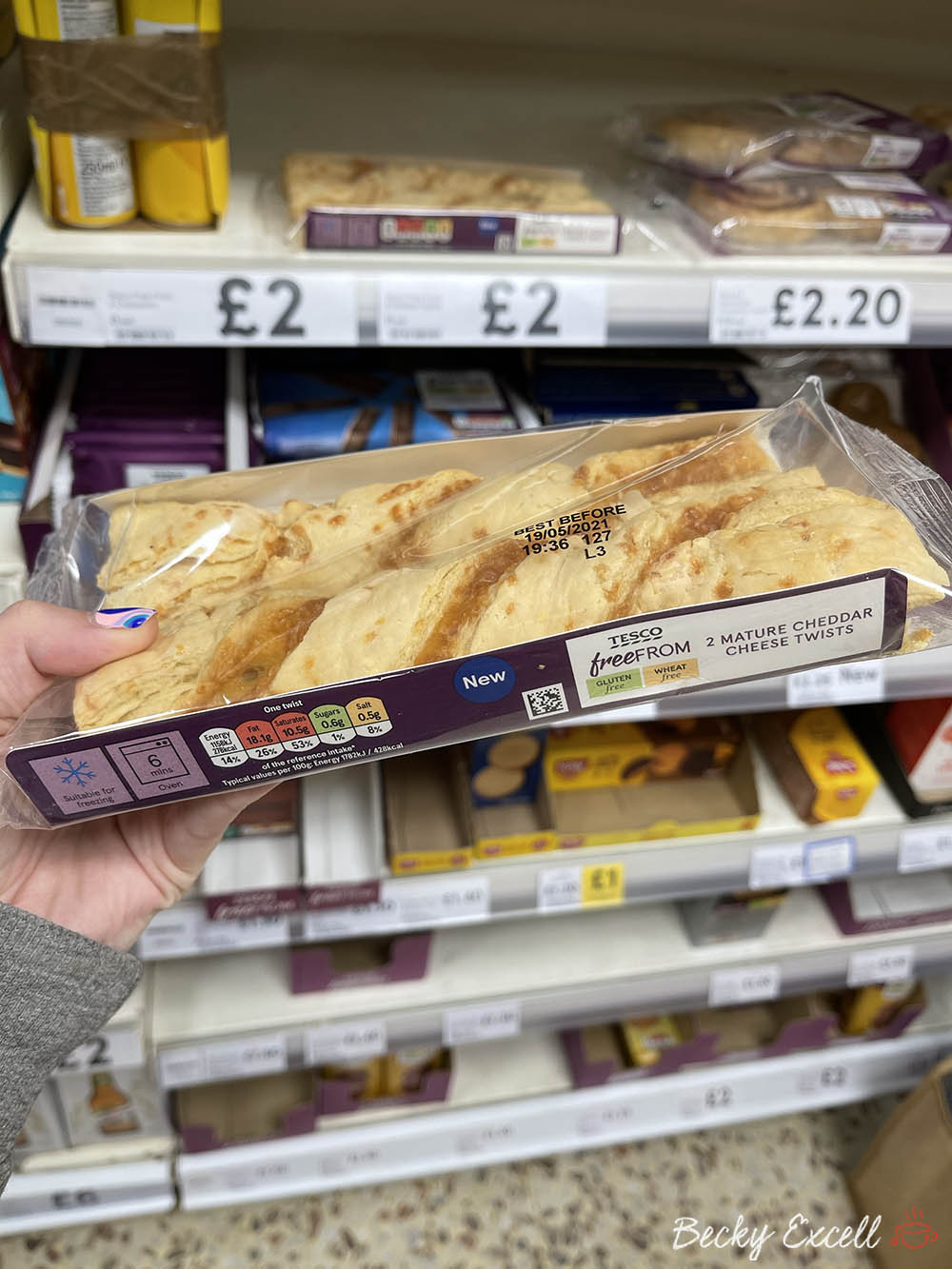 25 NEW products in Tesco's gluten-free range 2021